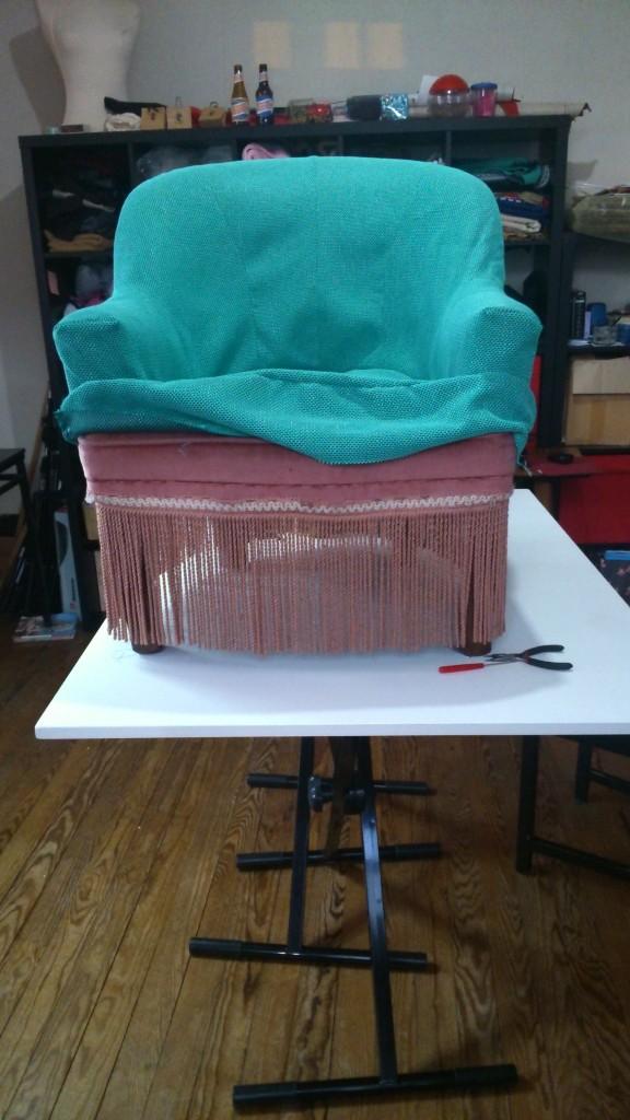 Comment recouvrir un fauteuil crapaud 28 images for Housse de fauteuil crapaud