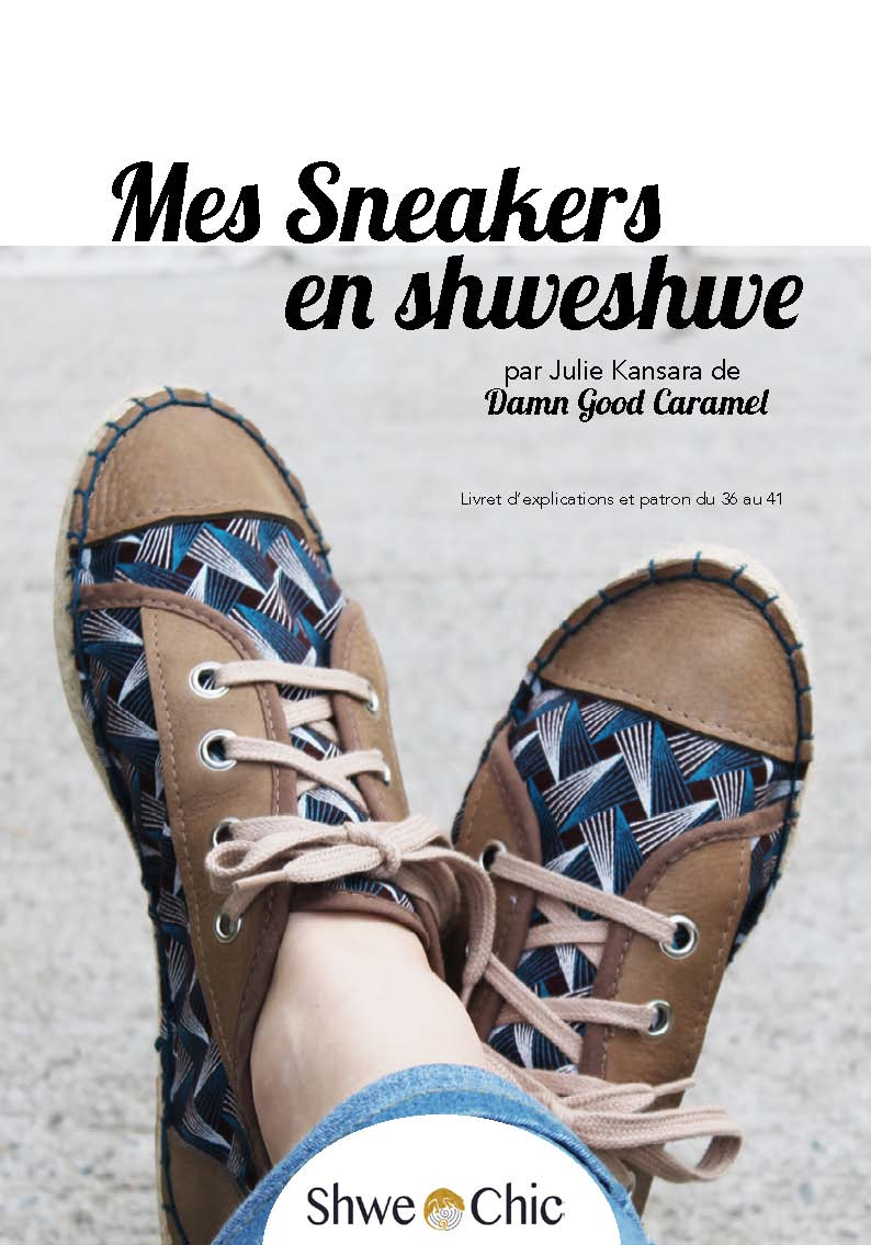 Téléchargez gratuitement le tutoriel des sneakers en Shwe Chic
